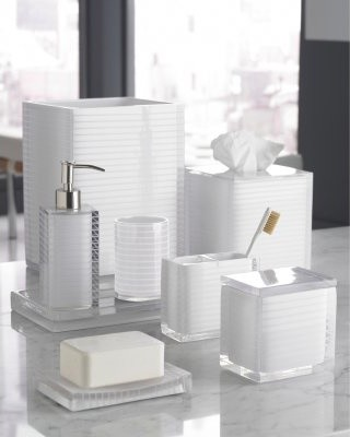 Stunning Modern White Bathroom Accessories White Bathroom Accessories