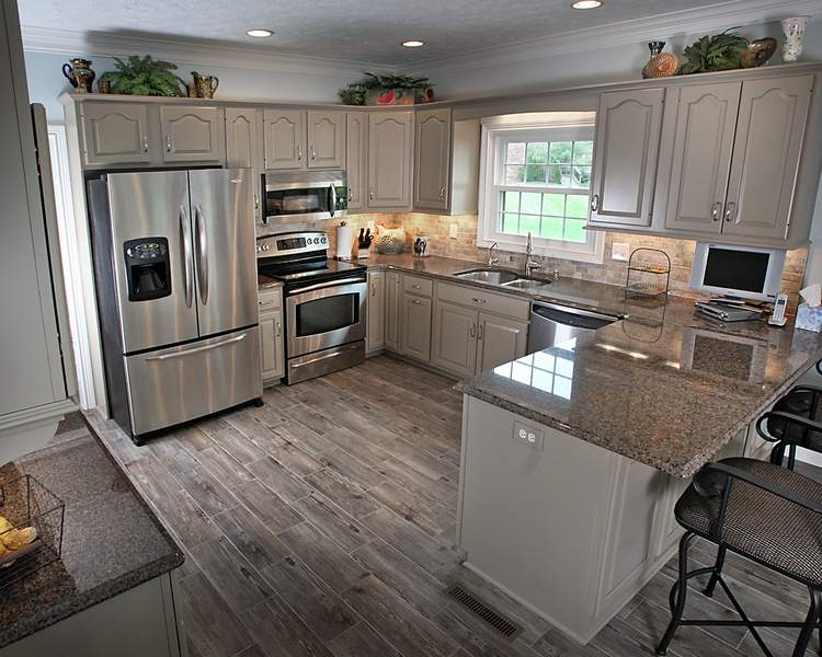 Stunning Small Luxury Kitchen How To Remodel A Small Kitchen Kitchen Design