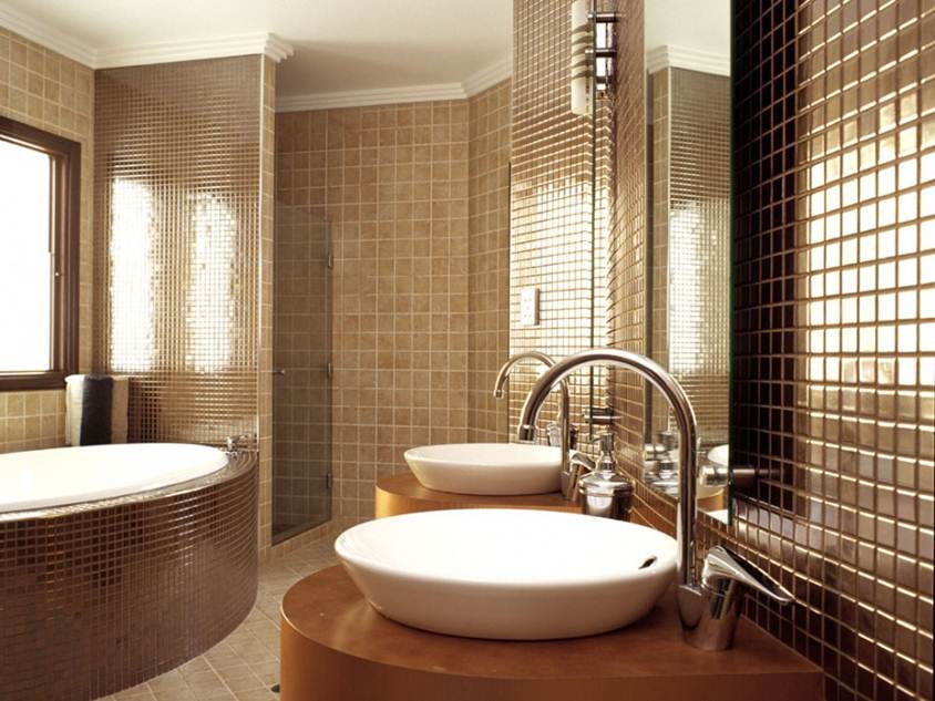 Stylish Beautiful Modern Bathroom Designs Beautiful Modern Bathroom Decorating Idea 4 Home Ideas