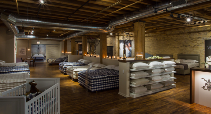 Stylish Chicago Luxury Beds Chicago Luxury Beds