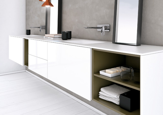 Stylish Contemporary Bathroom Furniture The Beautiful Collection Of Inbani Bathroom Furniture From Spain