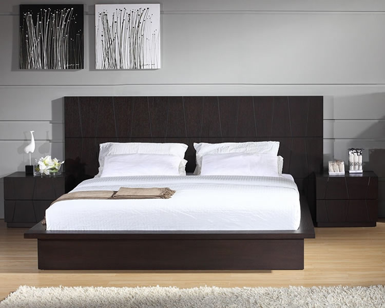 Stylish Contemporary Platform Bedroom Sets Among The Most Prominent Designs Of Contemporary Beds Are Asian