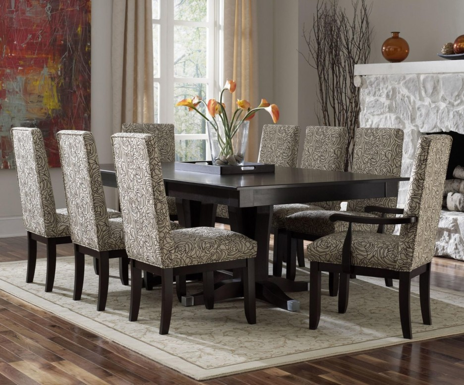 Stylish Elegant Dining Table And Chairs Formal Dining Table Amazon Com 7 Pcs Traditional Formal Dining