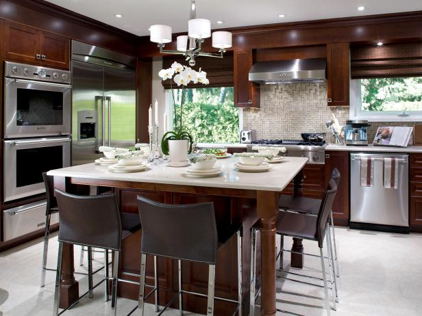 Stylish Hgtv Kitchen Designs European Kitchen Design Pictures Ideas Tips From Hgtv Hgtv