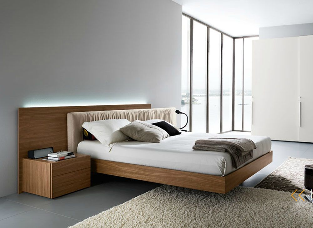 Stylish High End Modern Bedroom Furniture Exclusive Leather High End Bedroom Furniture Sets Feat Wood Grain