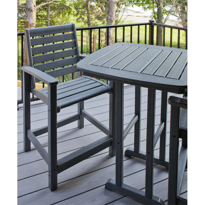Stylish High Top Patio Furniture Patio Awesome High Top Patio Tables High Deck Chairs Bar Height