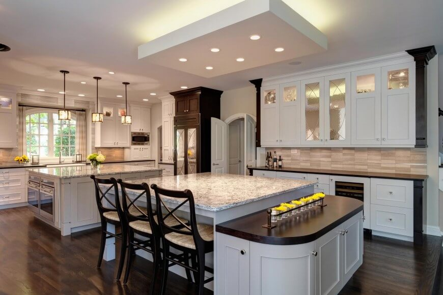 Stylish Houzz Luxury Kitchens 32 Magnificent Custom Luxury Kitchen Designs  Drury Design