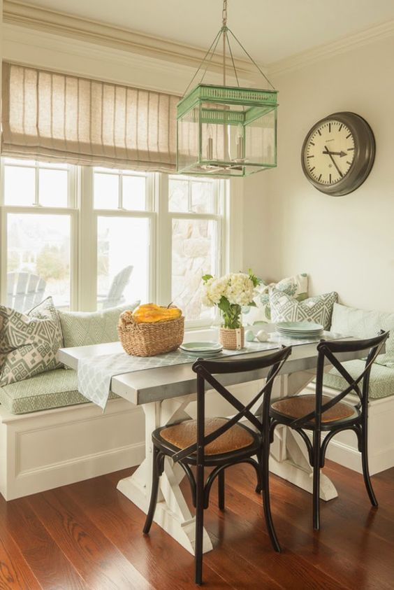 Stylish Kitchen Nook Seating 25 Kitchen Window Seat Ideas Kitchen Window Seats Wraparound
