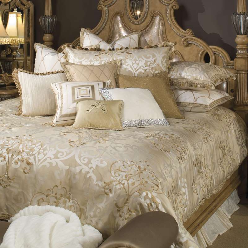 Stylish Luxury Bedding Collections Luxembourg Luxury Bedding Set Michael Amini Bedding Collection