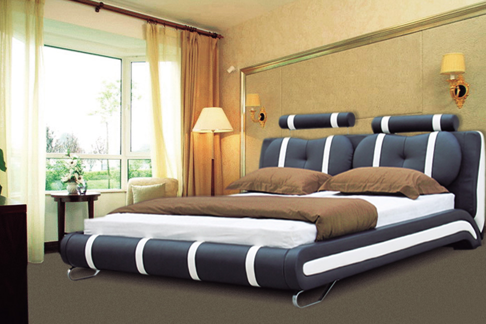 Stylish Luxury Designer Beds Adorable 80 Designer Beds Design Decoration Of Padded Headboard