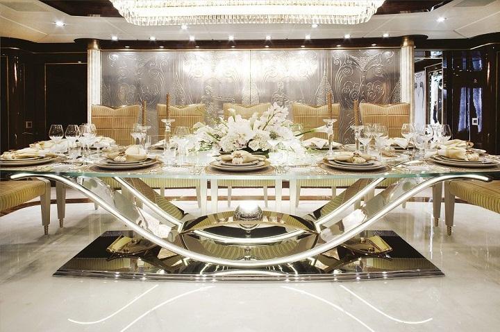 Stylish Luxury Formal Dining Room Furniture Sets Appealing Dining Table Luxury Luxury Modern Formal Dining Room