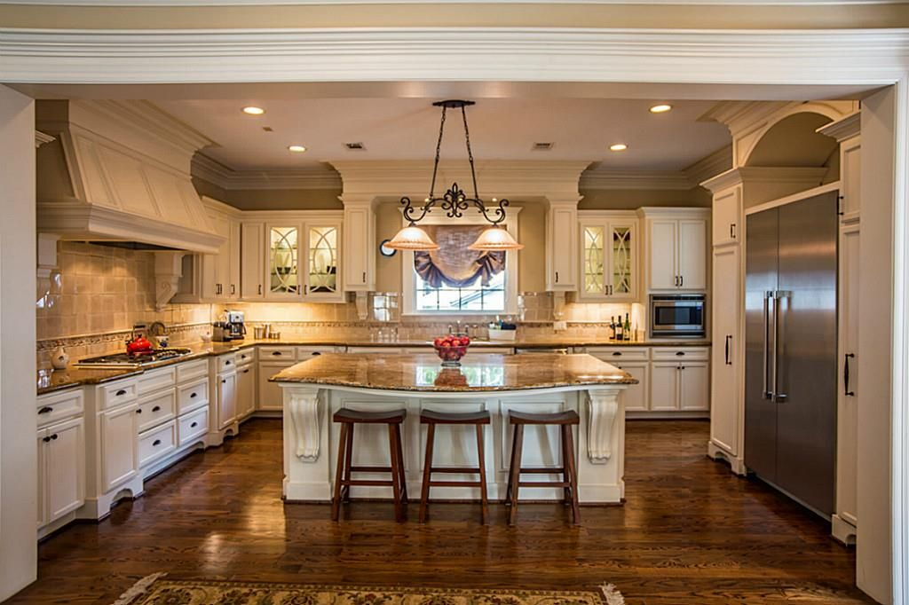 Stylish Luxury Kitchen Furniture 30 Custom Luxury Kitchen Designs That Cost More Than 100000