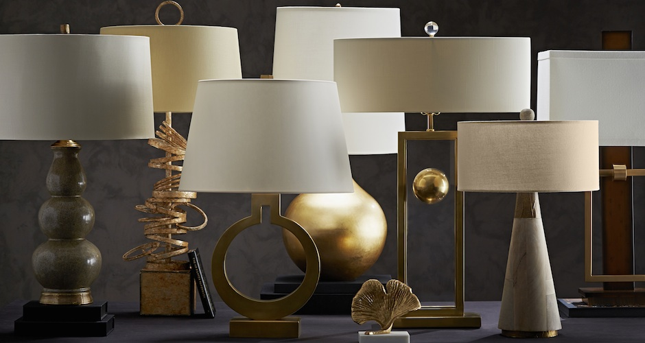 Stylish Luxury Table Lamps Luxury Table Lamps Buying Guide Luxdeco