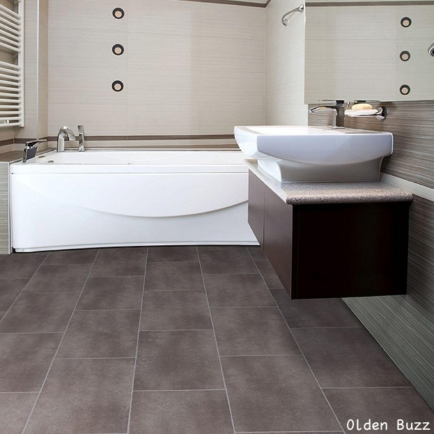 Stylish Luxury Vinyl Tile Bathroom Best Bathroom Floor Vinyl Tiles 7 Bathroom Floor Trends You Need