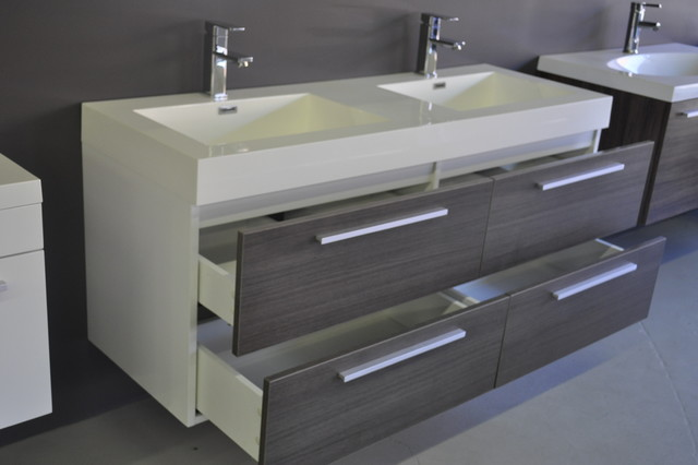 ... Stylish Modern Bathroom Sinks And Vanities Alnoite Bathroom Vanity Modern Bathroom Vanities And Sink Consoles ...