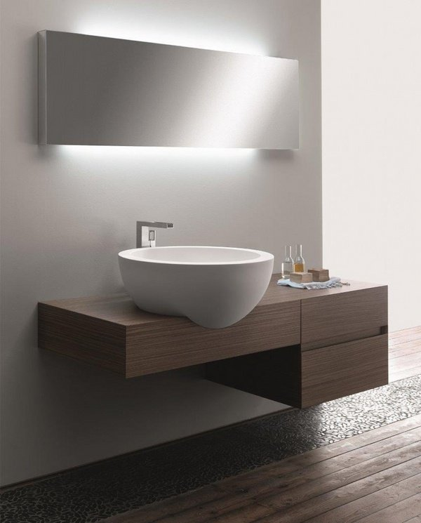 Stylish Modern Bathroom Vanity Units Bathroom Contemporary Bathroom Vanity Units Marvelous On Inside