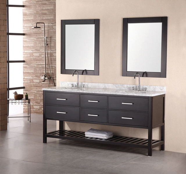 Stylish Modern Contemporary Vanity Interesting Design Ideas Modern Contemporary Bathroom Vanities On
