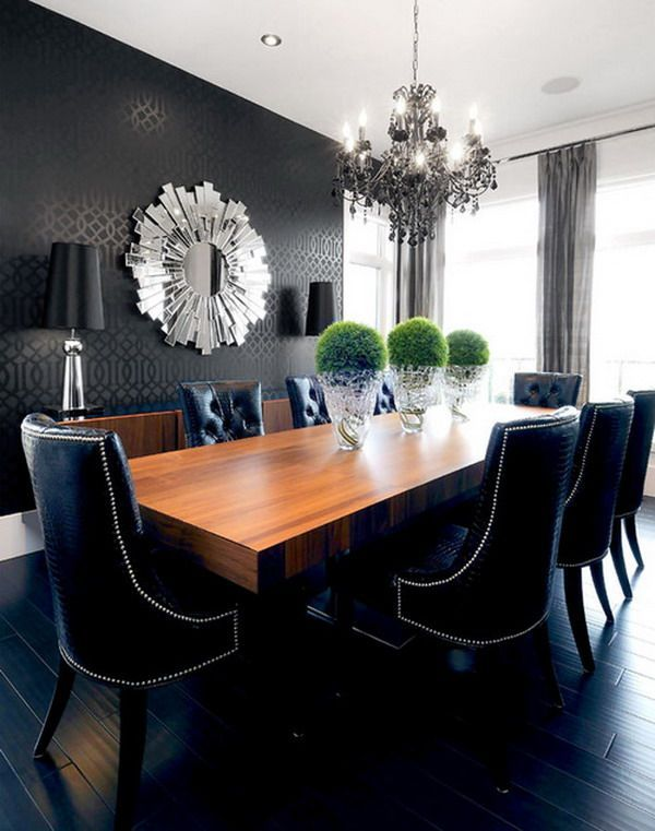Stylish Modern Dining Room Ideas Best 25 Contemporary Rooms