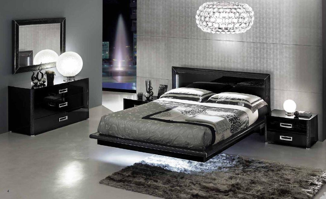 Stylish Modern Italian Bed Star Composition 01 Modern Italian Bed Set