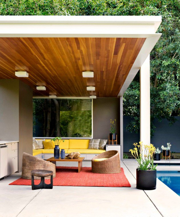 Stylish Modern Patio Design 16 Exceptional Mid Century Modern Patio Designs For Your Outdoor