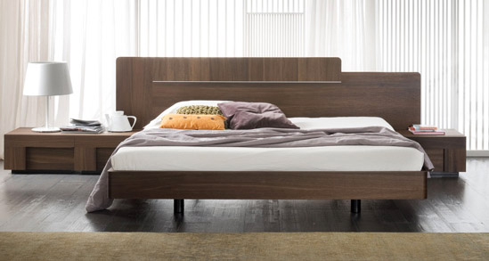 Stylish Modern Platform Bedroom Sets Modern And Contemporary Platform Beds Haiku Designs