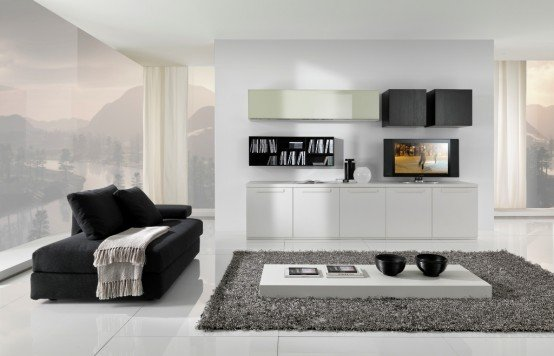 Stylish Modular Living Room Furniture Living Room Delightful Color Paint For Living Room Wall As Well