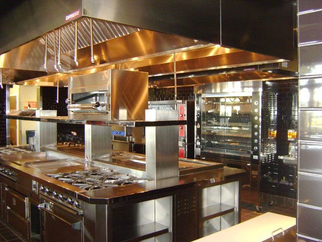 Stylish Restaurant Kitchen Design Kitchen Design For Restaurant Brilliant Design Ideas Restaurant