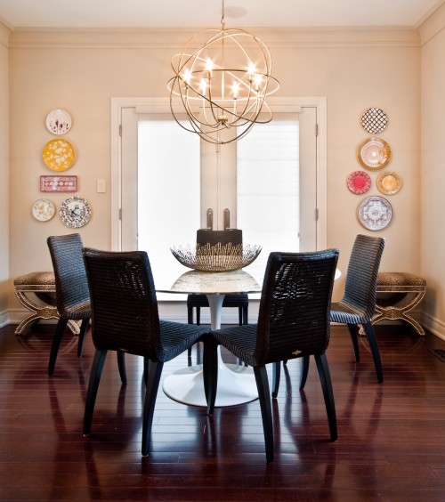 Stylish Small Dining Room Chandelier Awesome Chandelier For Small Dining Room Contemporary Dining Room