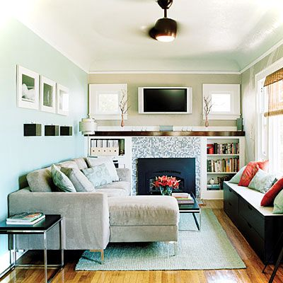 Stylish Small Living Room Designs 12 Picturesque Small Living Room Design Small House Decor