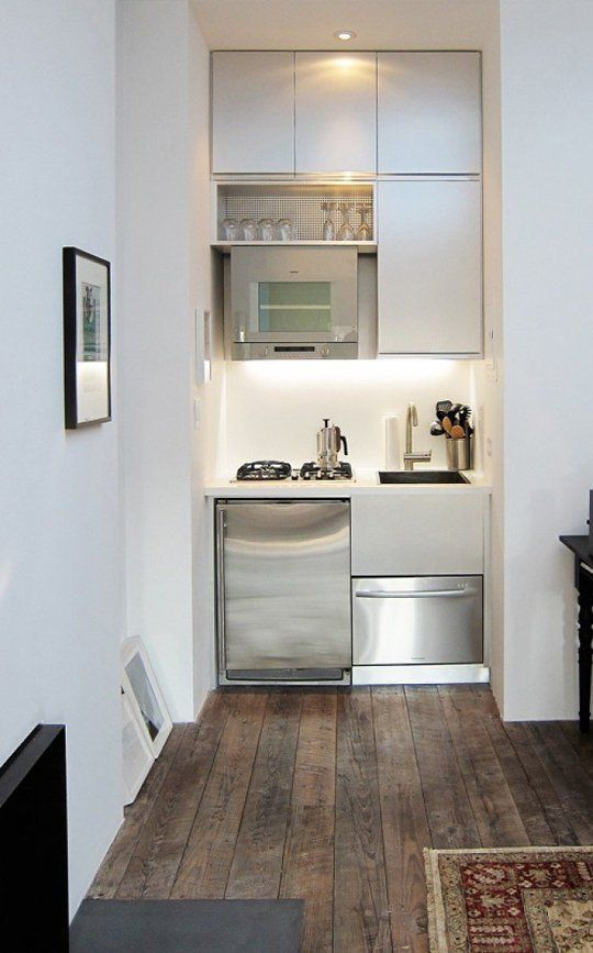 Stylish Tiny Kitchen Design Best 25 Tiny Kitchens Ideas On Pinterest Space Kitchen Compact
