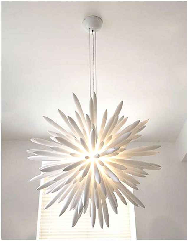Stylish White Contemporary Chandelier Impressive Modern White Chandelier Modern White Chandelier Photo