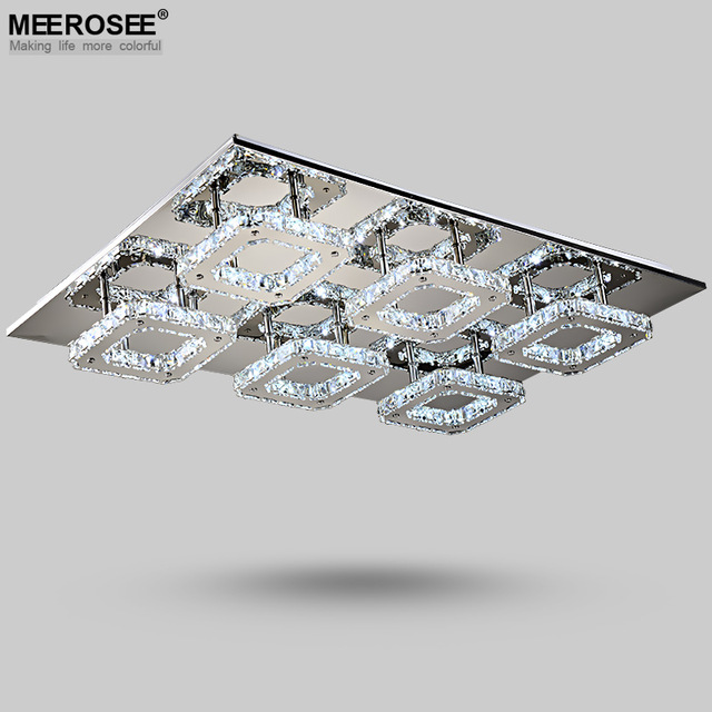 Unique Ceiling Light Fittings Modern Led Diamond Crystal Ceiling Light Fitting Crystal Lamp For