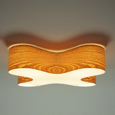 Unique Close To Ceiling Lights Wooden Capital X Novel Close To Ceiling Light Beautifulhalo