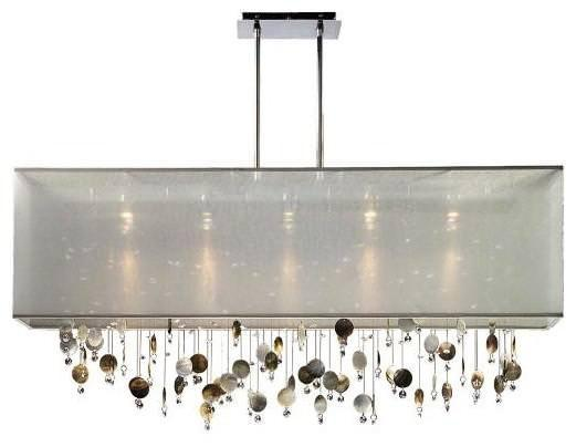 Unique Contemporary Rectangular Chandelier Modern Contemporary Rectangular Chandelier Dining Room All About