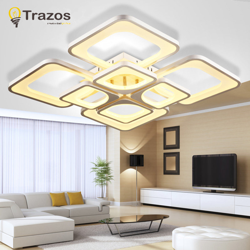 Unique Decorative Ceiling Light Fixtures 2016 Surface Mounted Modern Led Ceiling Lights For Living Room