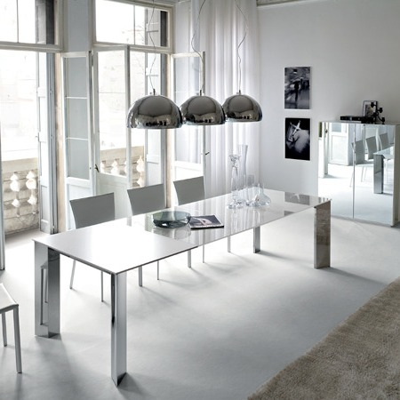 Unique Dining Table Ceiling Lights Lighting Room Interior Deluxe Decor Of