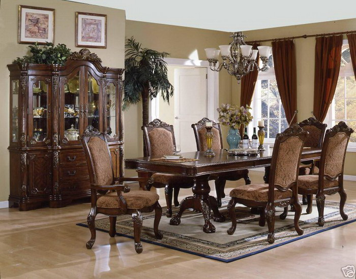 Elegant Dining Room Furniture Sets Modernfurniture Collection - Fancy-dining-room