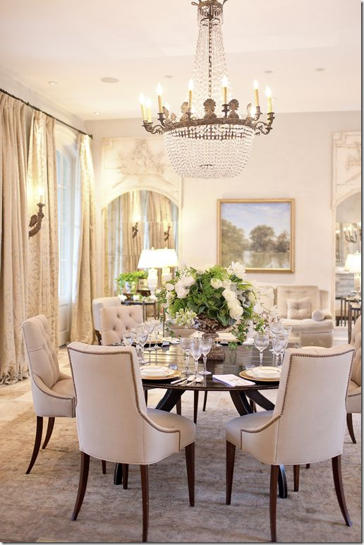 Unique Elegant Round Dining Room Tables Endearing Round Dining Table Decor 17 Best Ideas About Round