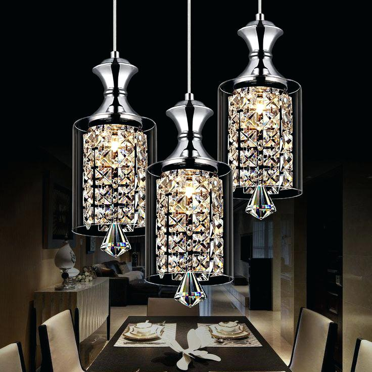 Unique Hanging Chandelier Lamp Crystal Chandelier Pendant Lights Modern Pendant Chandelier Led
