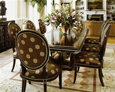 Amazing of High End Dining Room Chairs Charming High End