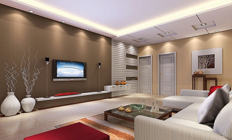Unique Home Decor Ideas For Living Room Fabulous Decor Interior Design Simple House Living Room Design
