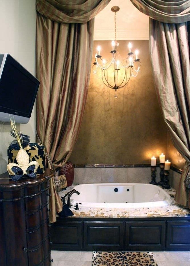 Unique Luxury Bathroom Curtains 656 Best Luxurious Bathrooms Images On Pinterest Bathroom