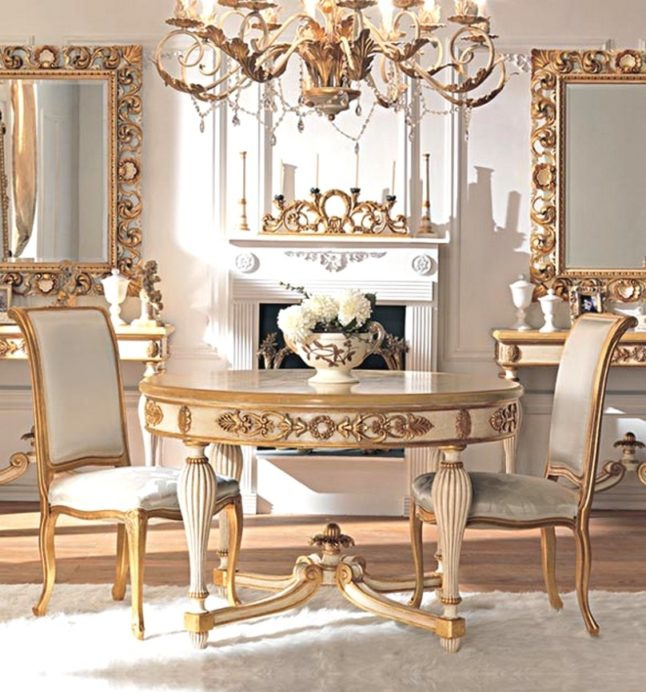 Unique Luxury Dining Room Furniture Sets Classic Dining Room Chairs New Decoration Ideas Classic Dining