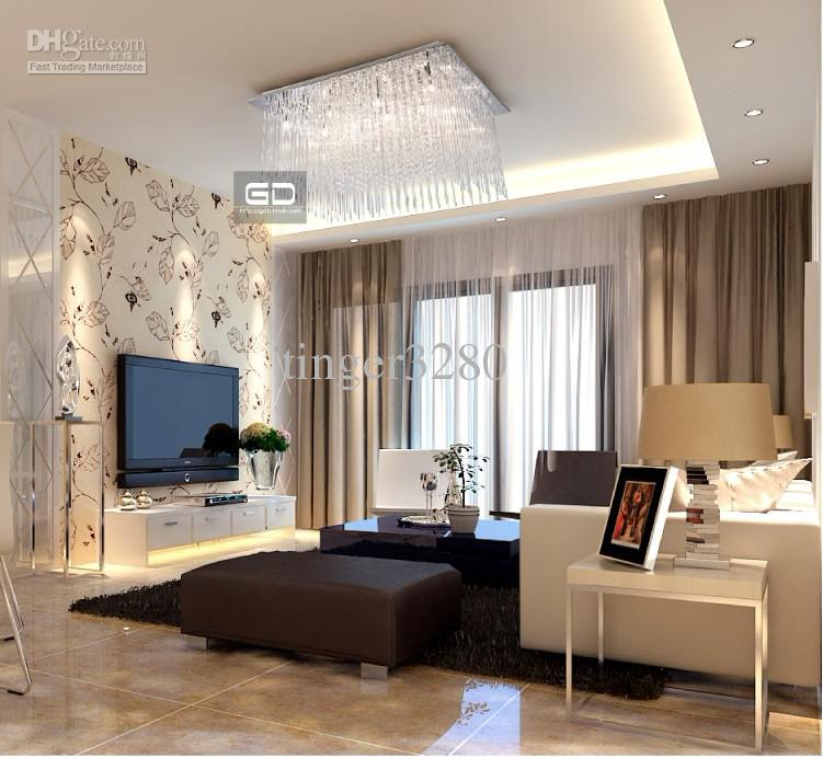 Unique Modern Ceiling Lights Living Room 2018 Modern Minimalist Ceiling Lamps Crystal Lamps Bedroom Lamps