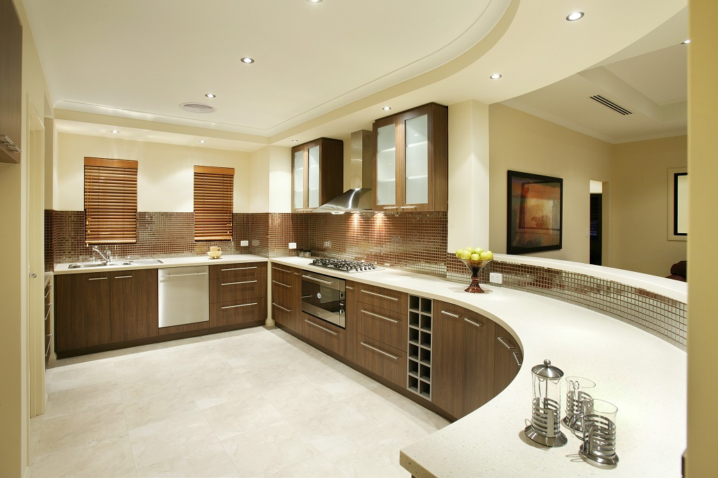 Unique Modern Kitchen Design In Pakistan Round Shape Modern Kitchen Design Ipc201 Modern Kitchen Design