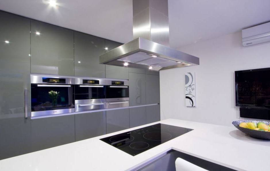 Unique Modern Kitchen Stoves Modern Kitchen Appliances Built In Microwave And Electric Black