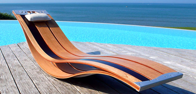 Unique Modern Poolside Furniture Not Your Grandmas Wicker Bombay Outdoors