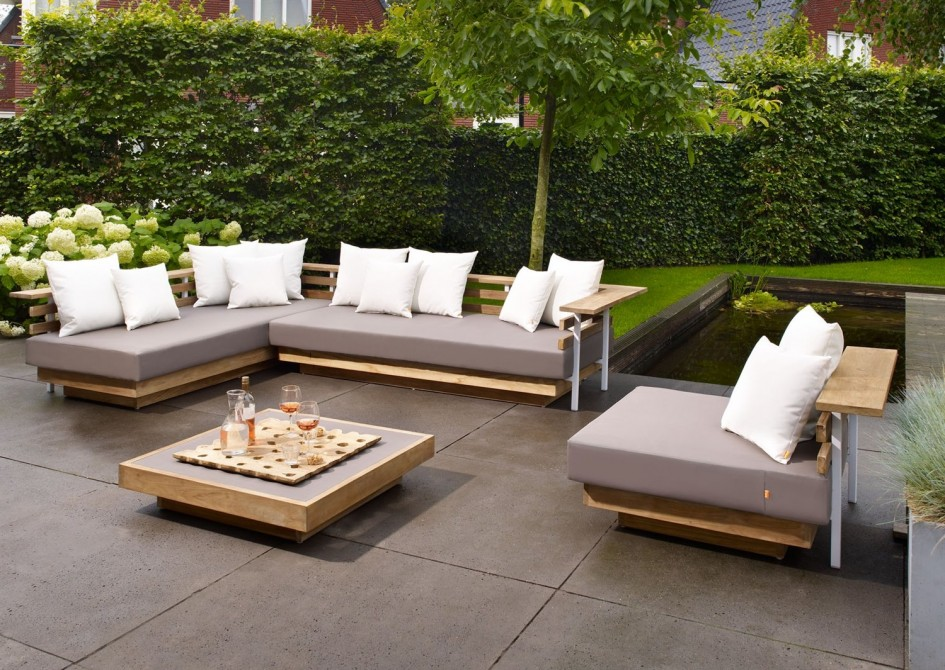 Unique Modern Wood Patio Furniture Enchanting Modern Wood Patio Furniture Innovative Patio Pads For