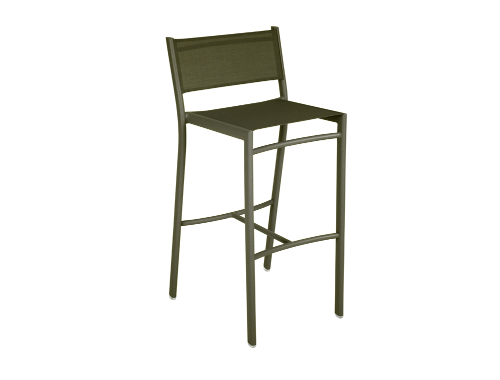 Unique Outdoor High Chair Costa High Chair Set Of 2 Fermob Horne
