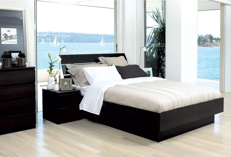 Wonderful Contemporary Platform Bed Sets Contemporary Platform Bed Plans Latest Contemporary Platform